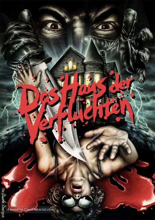 7, Hyden Park: la casa maledetta - German Movie Poster