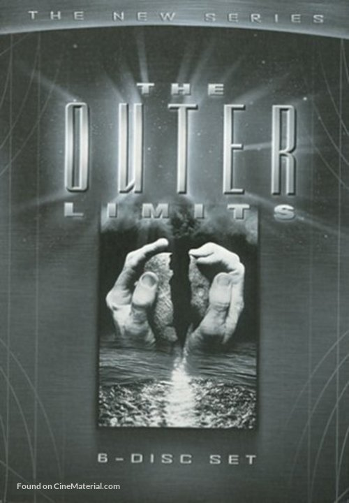 """""""The Outer Limits"""" - Canadian DVD cover"""