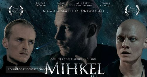 Mihkel - Estonian Movie Poster
