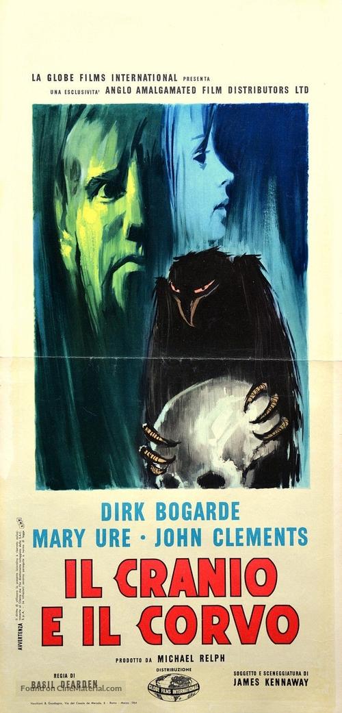 The Mind Benders - Italian Movie Poster