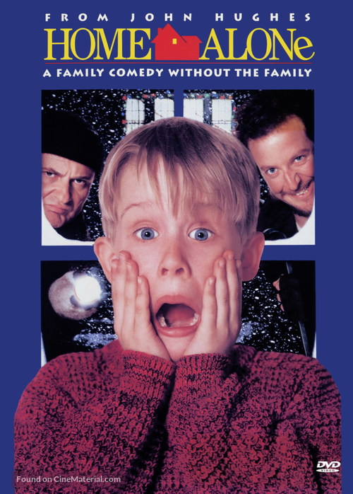 Home Alone - Movie Cover