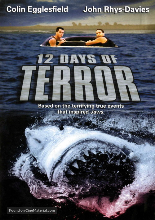 12 Days of Terror - Movie Cover