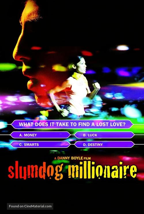 Slumdog Millionaire - Movie Poster