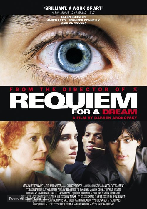 Requiem for a Dream - Movie Poster