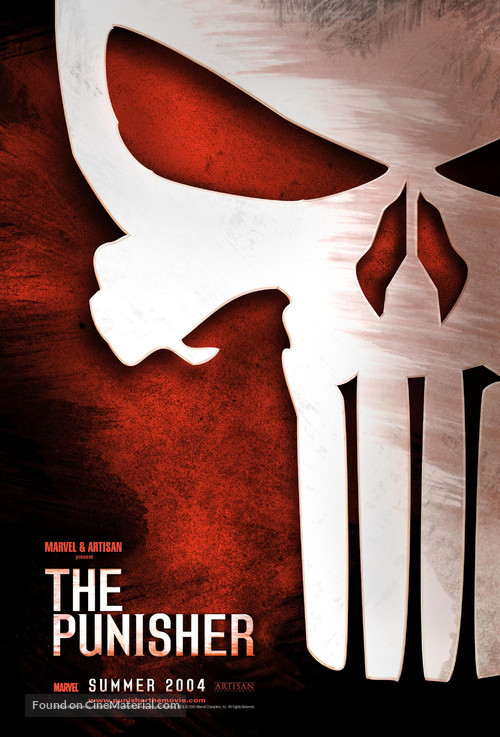 The Punisher - Movie Poster