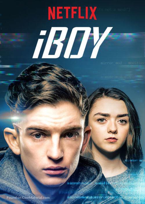 iBoy - British Movie Poster