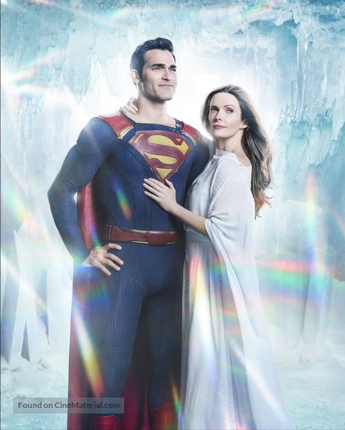 """Supergirl"" - Key art"