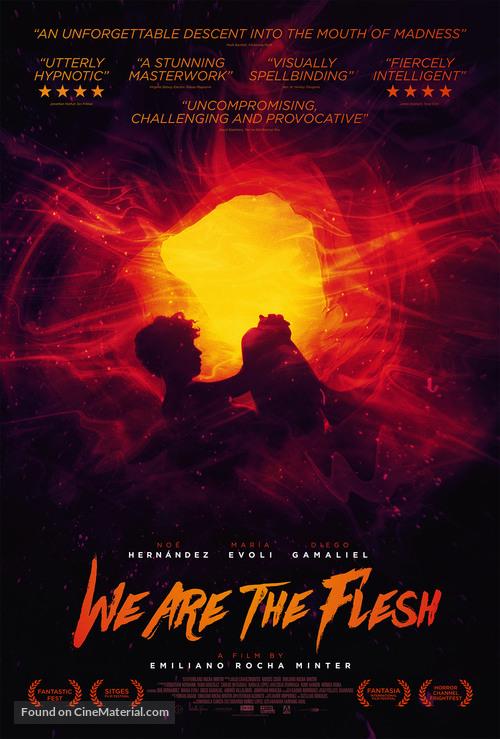 Tenemos la carne - Movie Poster
