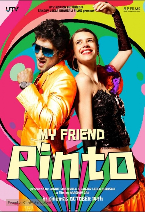 My Friend Pinto 2011 Hindi 720p WEB-DL 800MB Download|Watch online