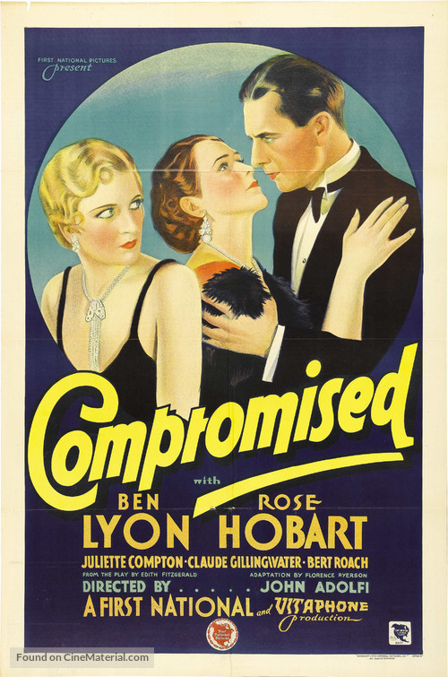 Compromised - Movie Poster