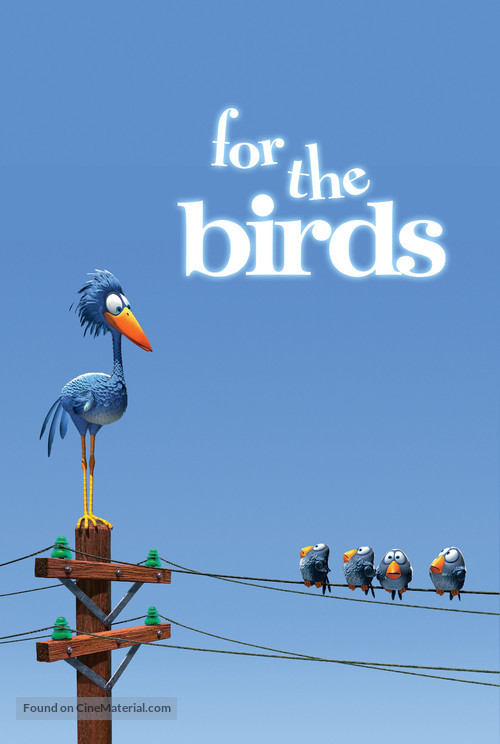For The Birds - Movie Poster