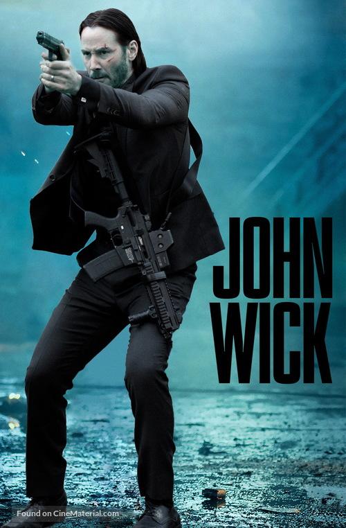 John Wick - Movie Cover