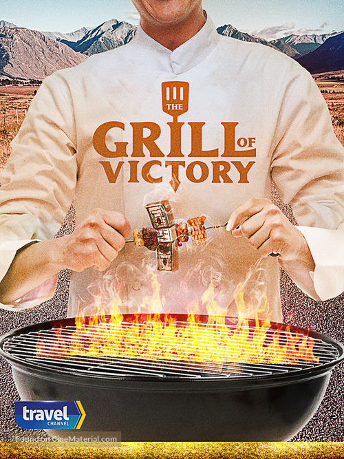 """The Grill of Victory"" - Movie Poster"