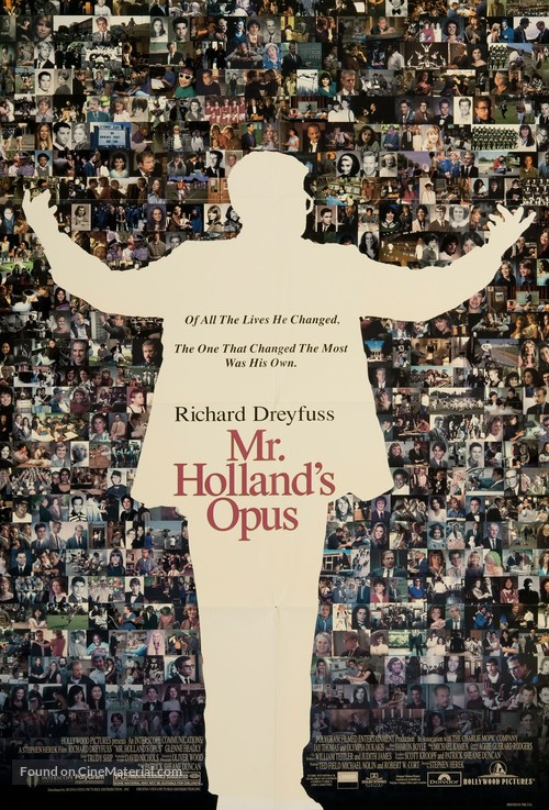 Mr. Holland's Opus - Movie Poster