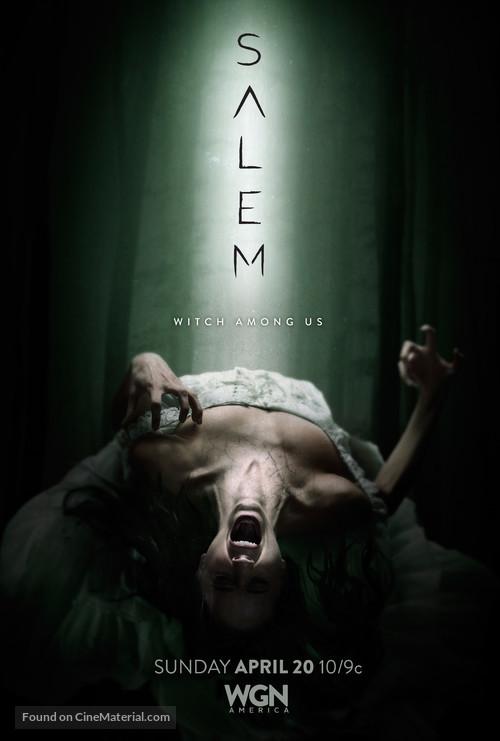 """Salem"" - Movie Poster"