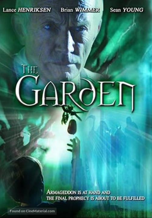 The Garden - DVD cover