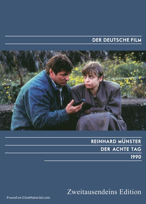 Der achte Tag - German DVD cover