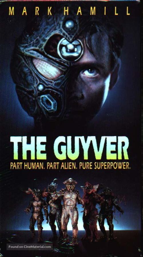 Guyver: Dark Hero - Movie Poster