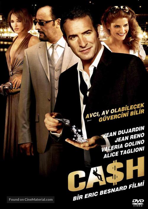 Cash - Turkish DVD cover