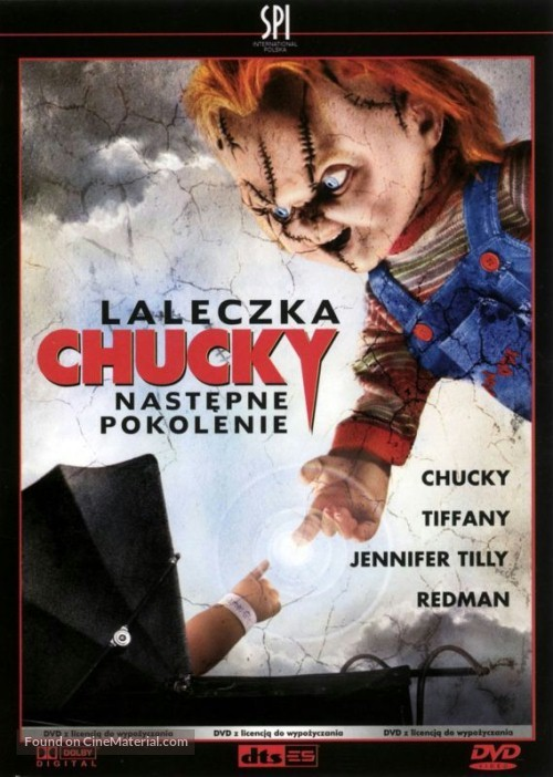 Seed Of Chucky - Polish Movie Cover