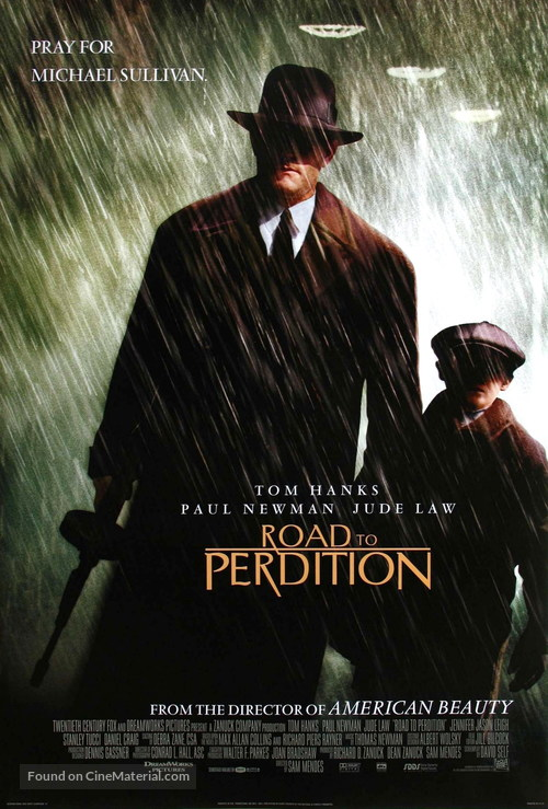 Road to Perdition - Theatrical poster
