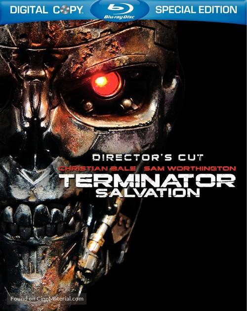 Terminator Salvation - Movie Cover