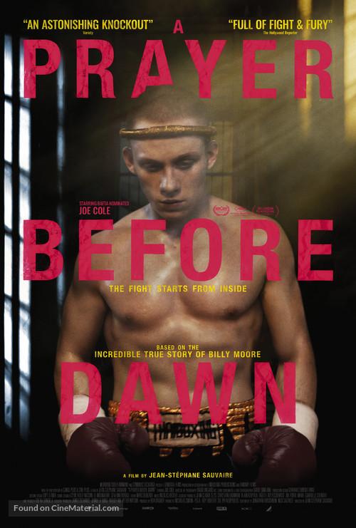 A Prayer Before Dawn - Movie Poster