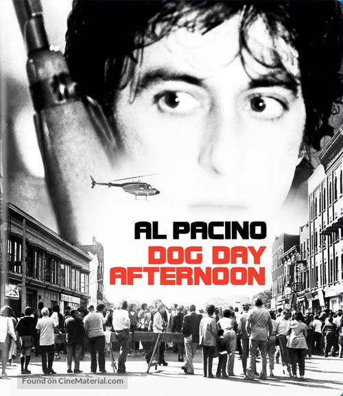 Dog Day Afternoon - Movie Cover