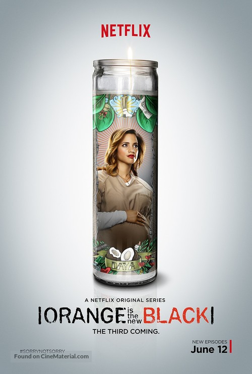 """Orange Is the New Black"" - Movie Poster"