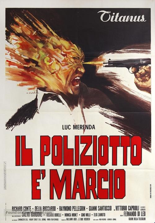 Il poliziotto è marcio - Italian Movie Poster