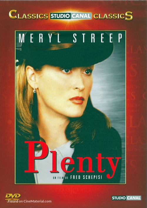 Plenty - French Movie Cover