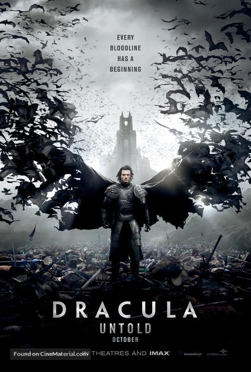 Dracula Untold - Movie Poster