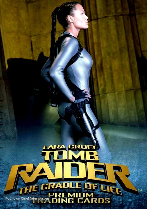 Lara Croft Tomb Raider The Cradle Of Life 2003 Other