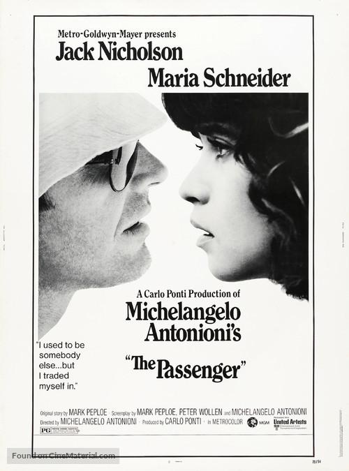 The Passenger - Movie Poster
