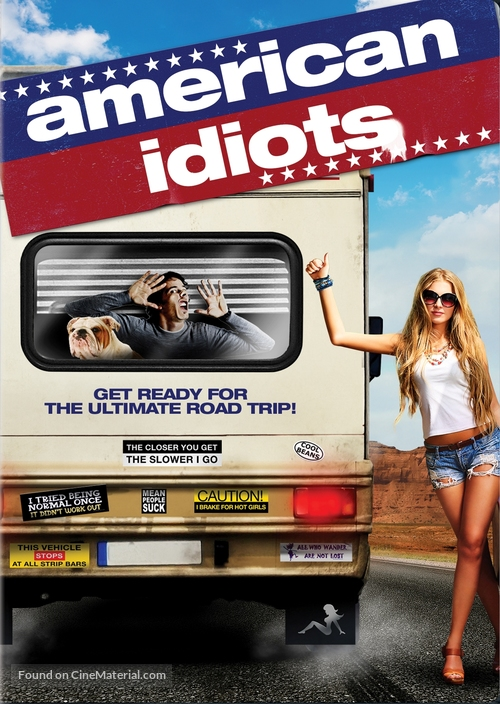 American Idiots - DVD cover