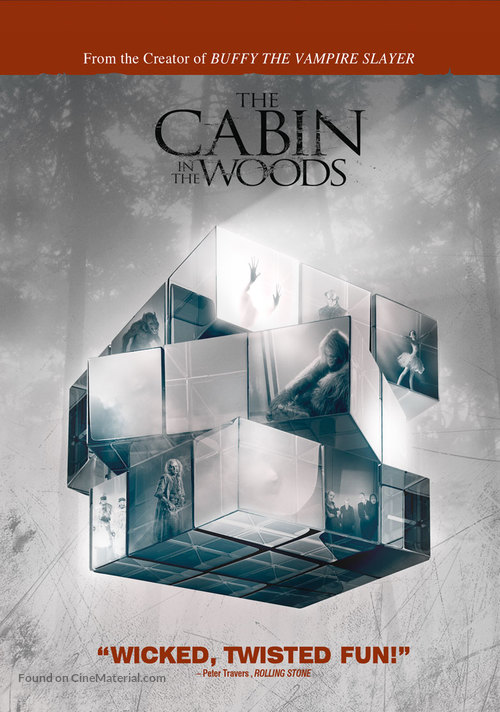 The Cabin in the Woods - Movie Cover