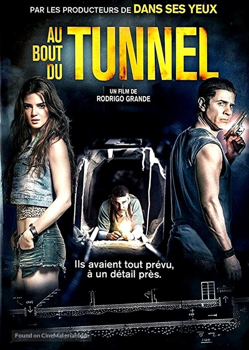 Al final del túnel - French DVD movie cover
