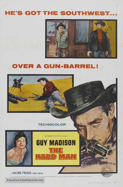 The Hard Man - Movie Poster