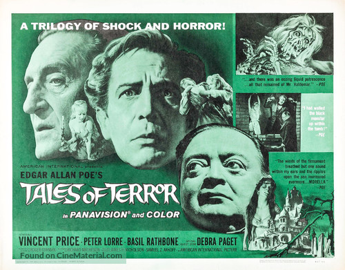 Tales of Terror - Movie Poster
