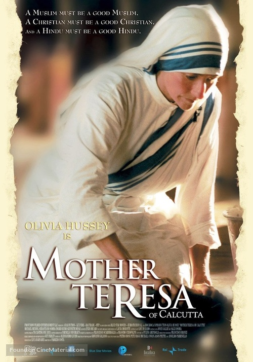 Madre Teresa - Movie Poster
