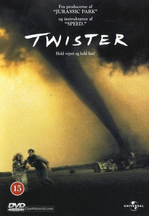 Twister - Danish Movie Cover