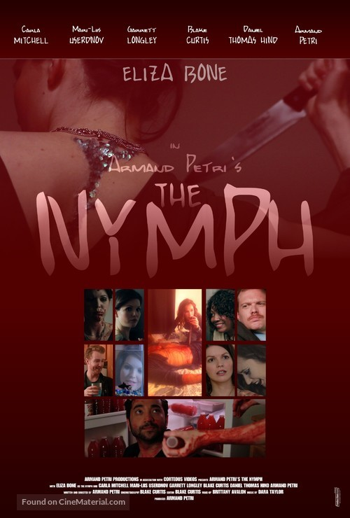 The Nymph - Movie Poster