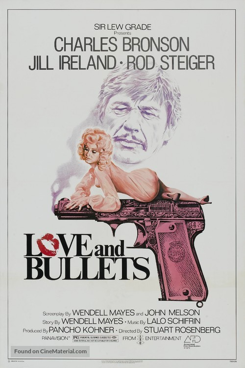 Love and Bullets - Movie Poster
