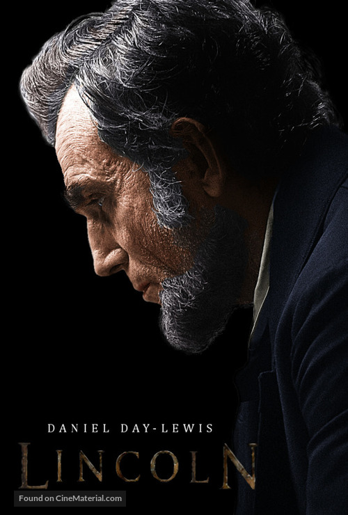 Lincoln - For your consideration movie poster
