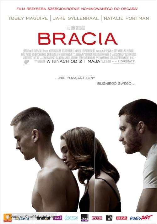Brothers - Polish Movie Poster