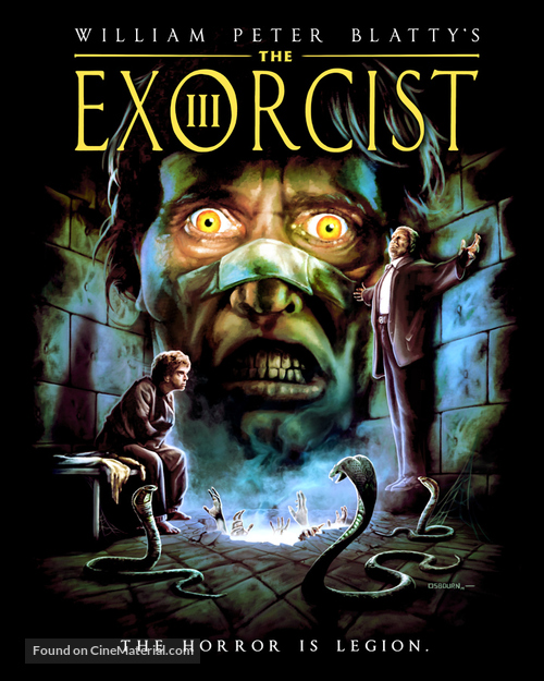 The Exorcist III - Movie Poster