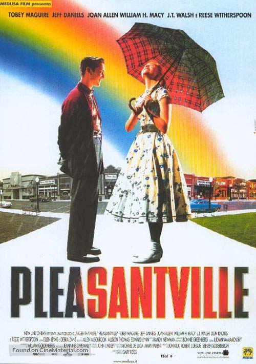 Image result for pleasantville poster