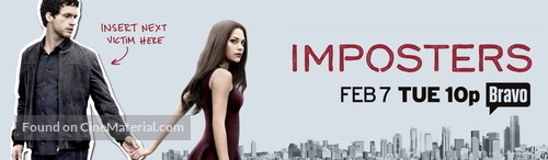 """""""Imposters"""" - Movie Poster"""