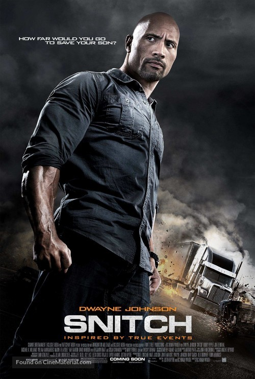 Snitch - Movie Poster