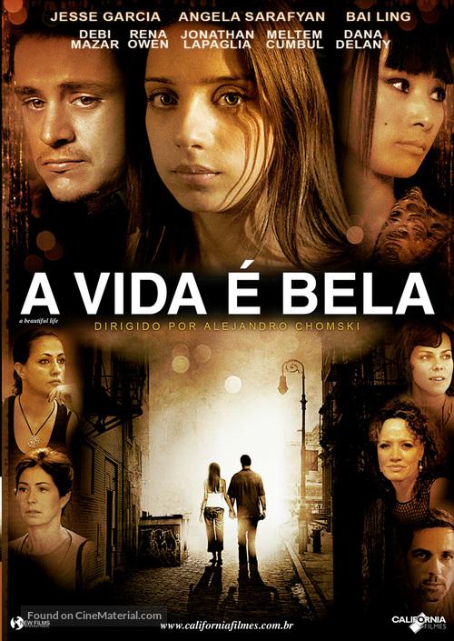 A Beautiful Life - Brazilian Movie Poster
